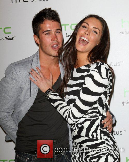 Joey Orr (L) and Taylor Cole The HTC...