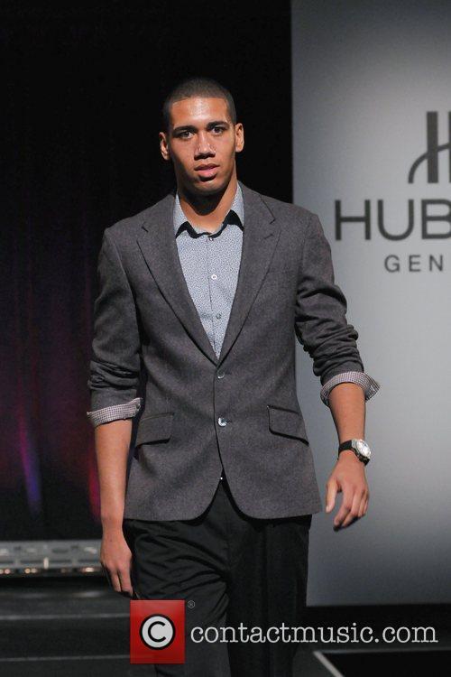 Chris Smalling Hublot 'Art of Fusion' Fashion Show...