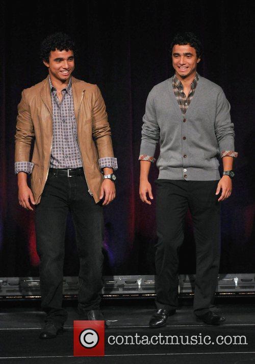 Fabio Da Silva and Rafael Da Silva Hublot...