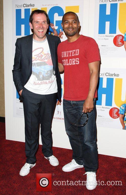 Ben Miller and Noel Clarke UK premiere of...
