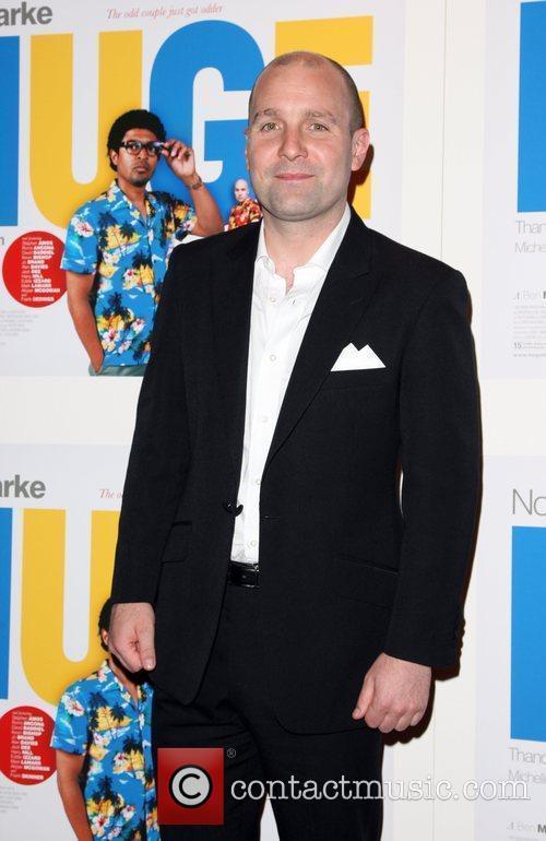 Johnny Harris UK premiere of 'Huge' held at...