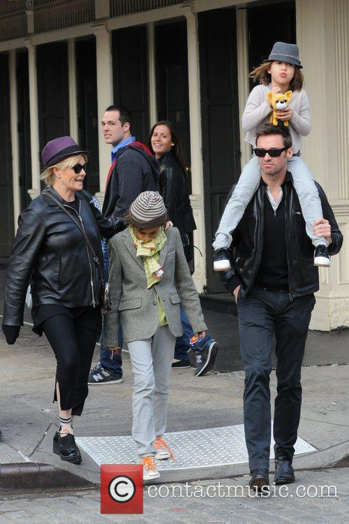 Hugh Jackman and Deborra-lee Furness 4