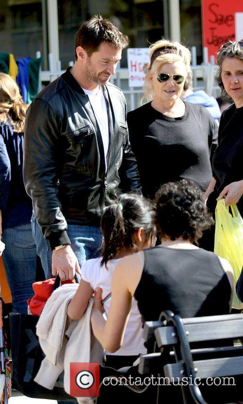 Hugh Jackman and Deborra-lee Furness 3