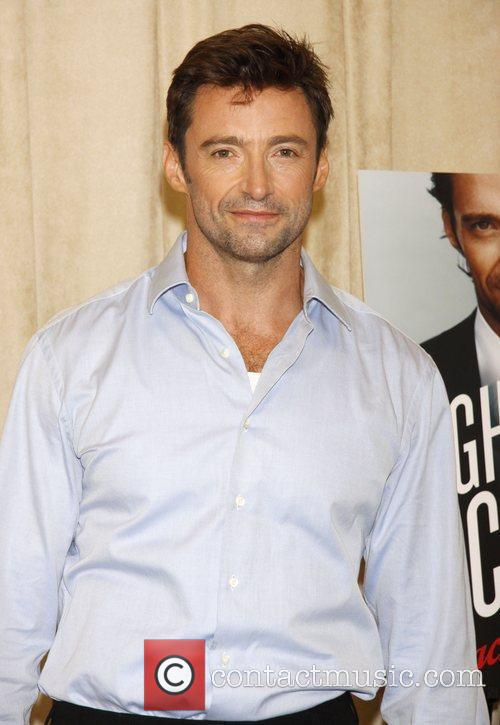 Hugh Jackman 'Hugh Jackman On Broadway' press event...