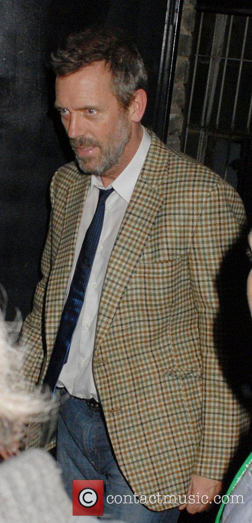 Hugh Laurie and 100 Club 7