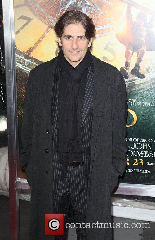 Michael Imperioli and Ziegfeld Theatre 9
