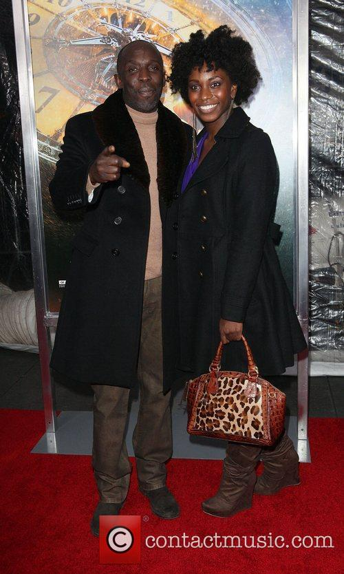 michael kenneth williams at the hugo premiere 3623266