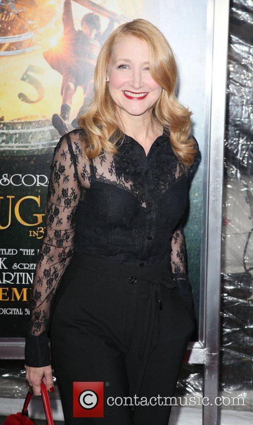 Patricia Clarkson and Ziegfeld Theatre 1