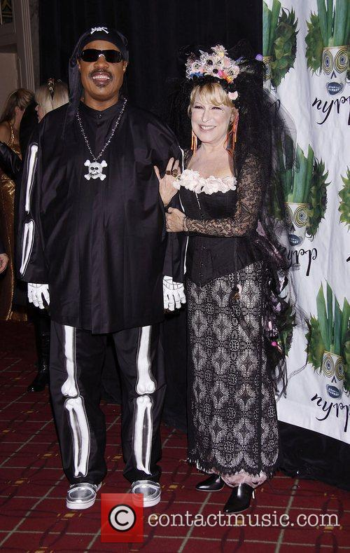 Stevie Wonder, Bette Midler