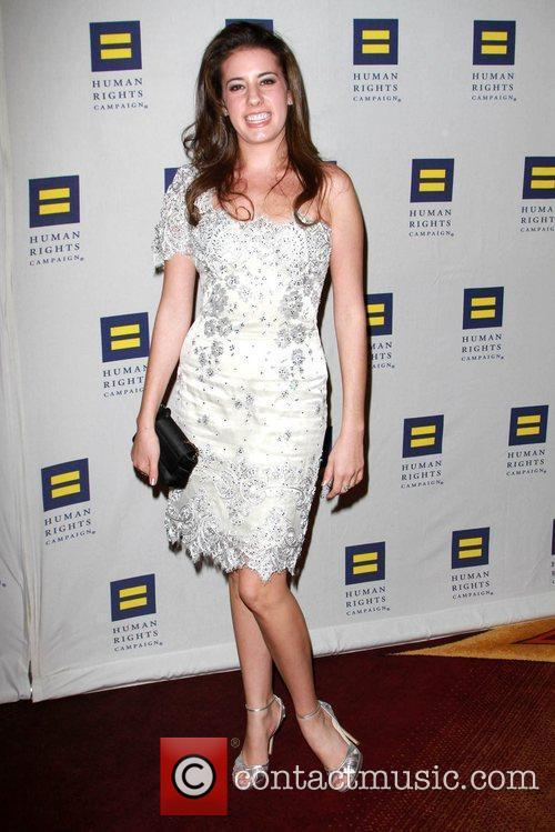 Chelsea Montgomery 2011 Human Rights Campaign Los Angeles...