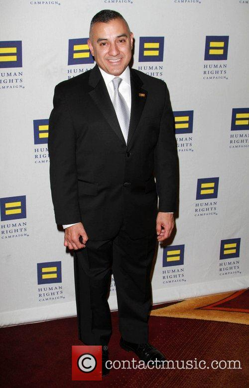 2011 Human Rights Campaign Los Angeles Gala held...