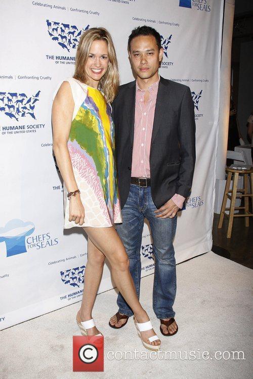 Jennifer Blumin and James Ramsey   The...