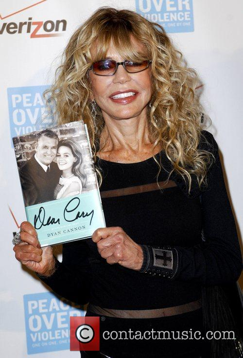 dyan cannon peace over violence 40th annual 3582062