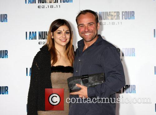 Los Angeles Premiere of 'I am Number Four'...