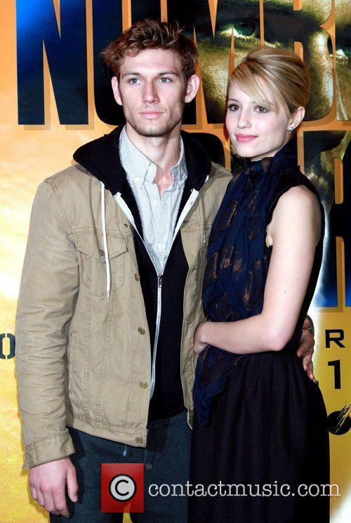 Alex Pettyfer and Dianna Agron 1