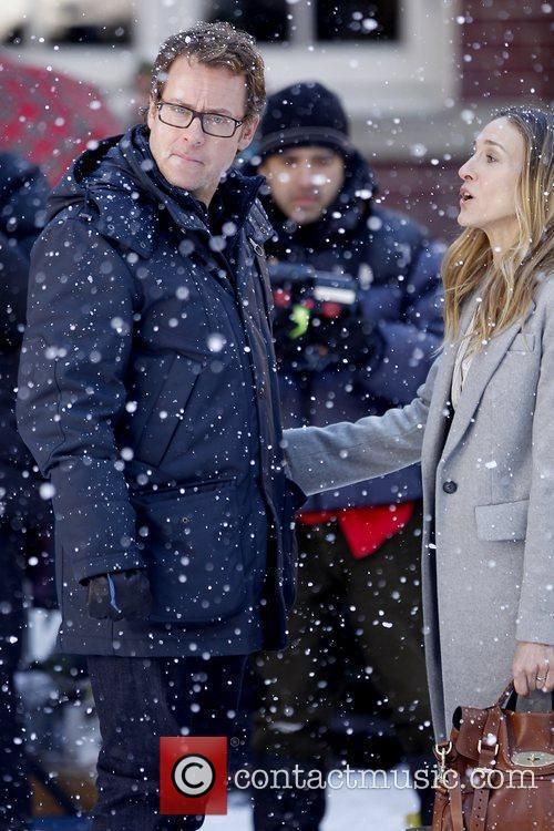 Greg Kinnear and Sarah Jessica Parker 11