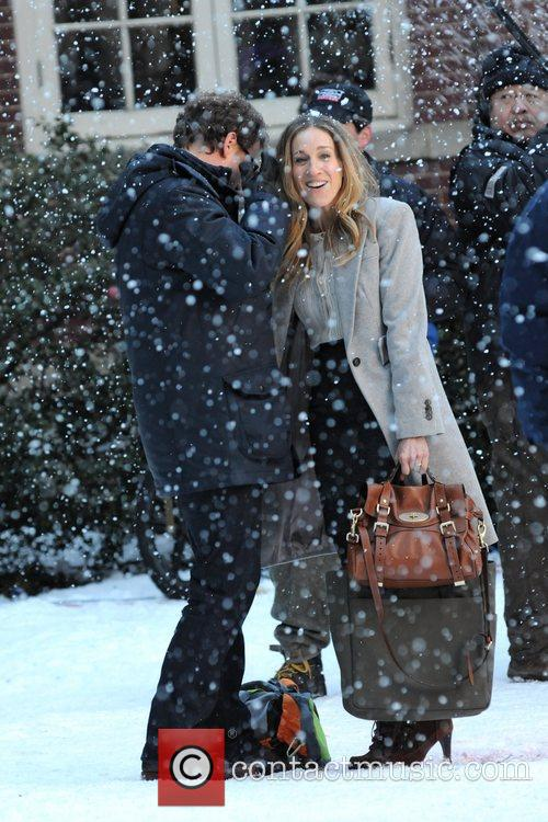 Greg Kinnear and Sarah Jessica Parker 7