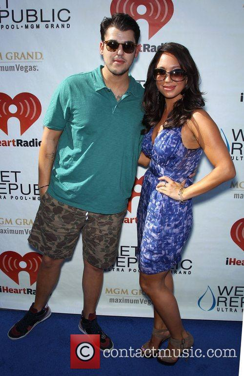 IHeartRadio Music Festival kick-off party at Wet Republic...