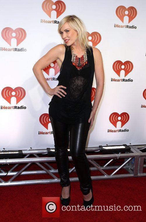 Natasha Bedingfield I Heart Radio music festival at...