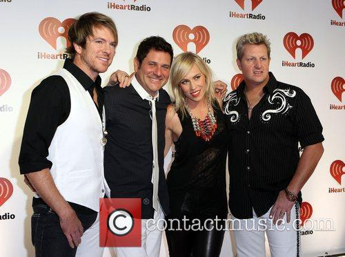 Rascal Flatts and Natasha Bedingfield 8