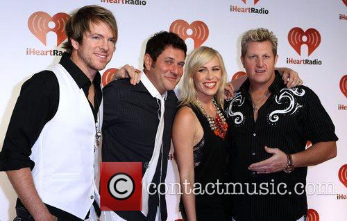 Rascal Flatts and Natasha Bedingfield 1