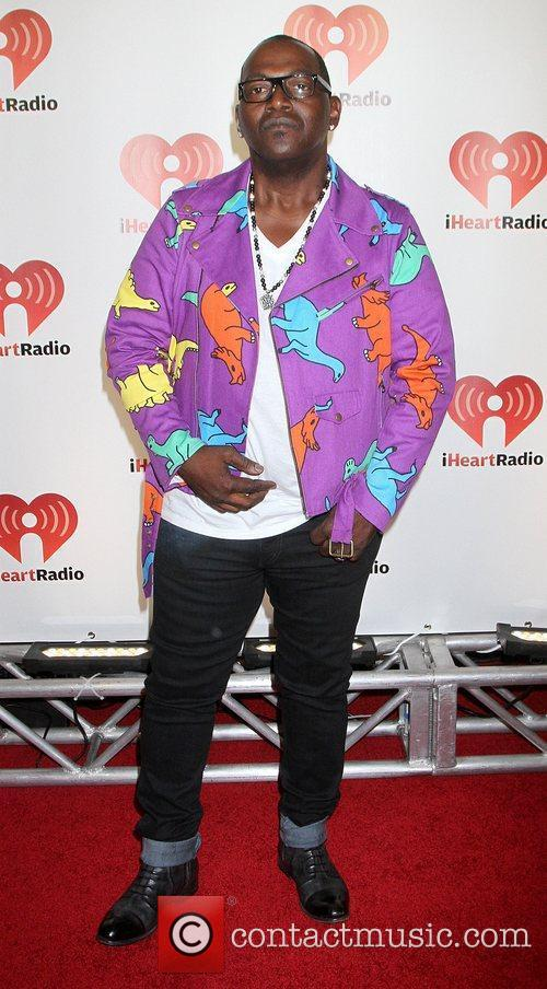 Randy Jackson I Heart Radio music festival at...