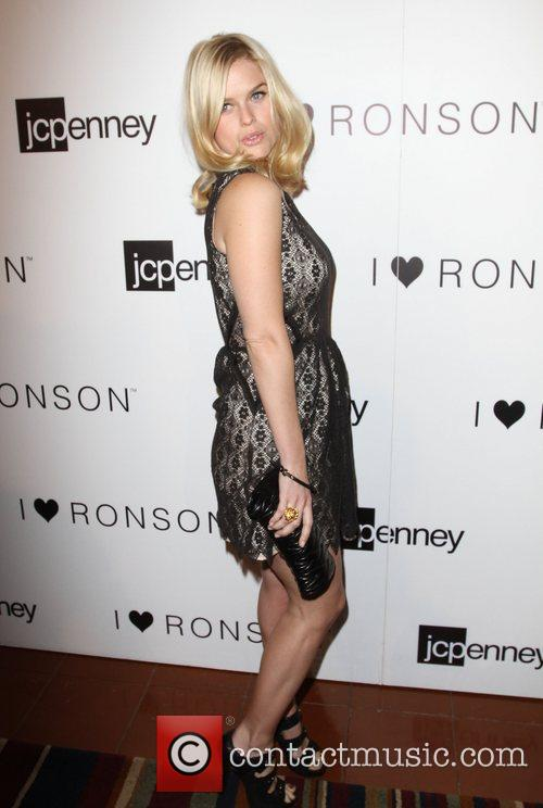 Alice Eve  I Heart Ronson And jcpenney...