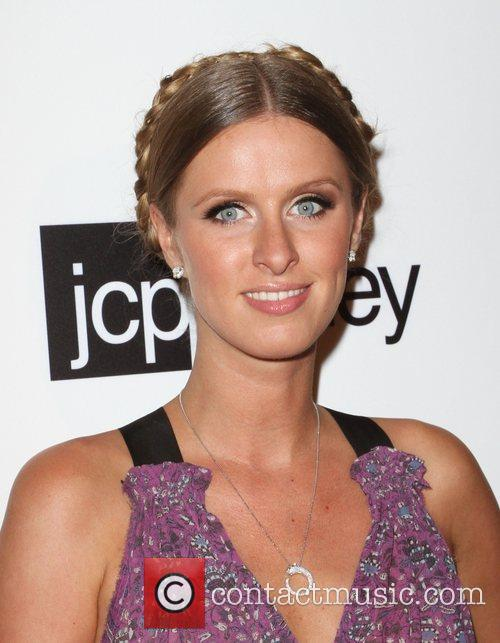 Nicky Hilton  I Heart Ronson And jcpenney...