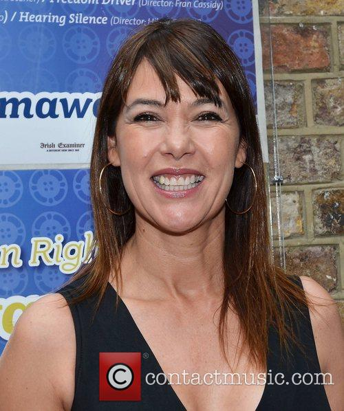 Mabel Lozano,  Spanish actress turned director Mabel...