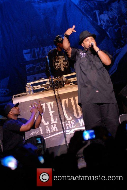 Ice Cube live in concert at The Wiltern