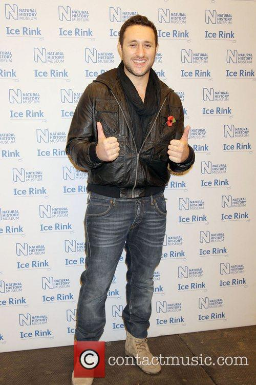Antony Costa,  at the launch of the...