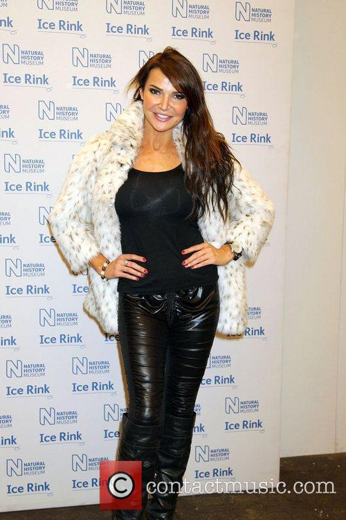 Lizzie Cundy,  at the launch of the...