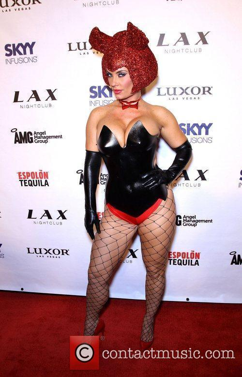 Coco LAX Nightclub Presents Halloween Player's Ball Hosted...