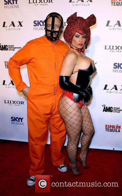 Ice T and Coco LAX Nightclub Presents Halloween...