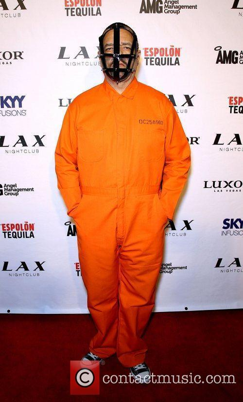 Ice T LAX Nightclub Presents Halloween Player's Ball...