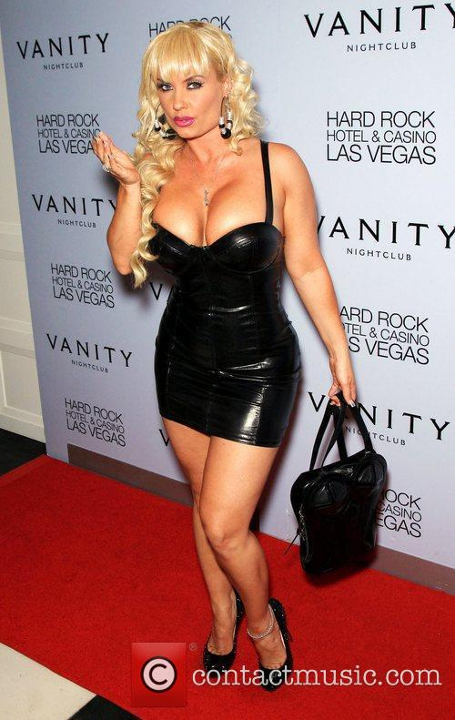 Coco Ice-T and Coco host at Vanity Nightclub...