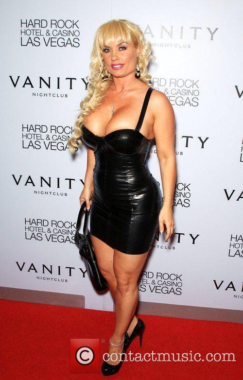 Ice-T and Coco host at Vanity Nightclub at...