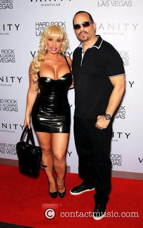 Coco and Ice-T Ice-T and Coco host at...