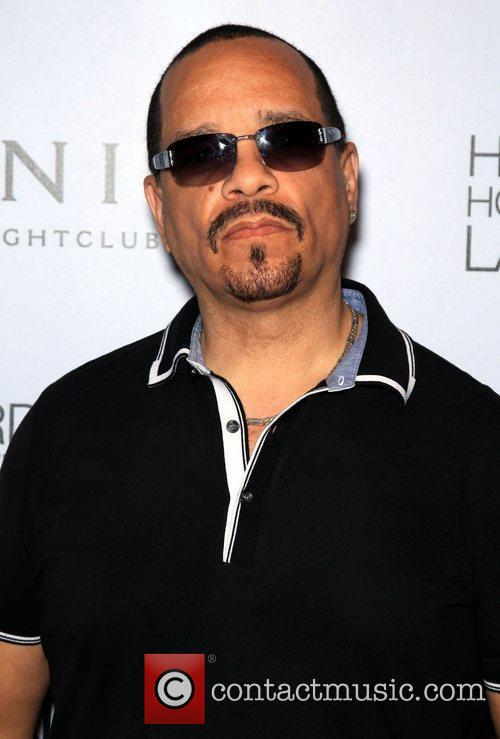 Ice-T Ice-T and Coco host at Vanity Nightclub...