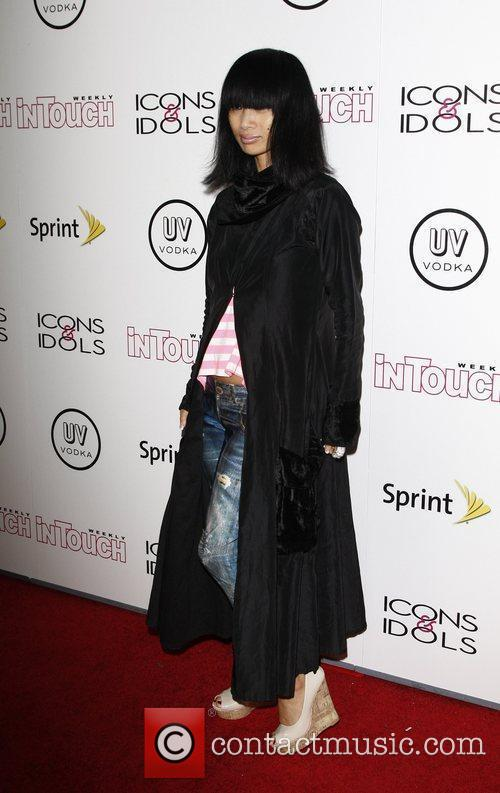 Bai Ling In Touch Weekly's 4th Annual Icons...