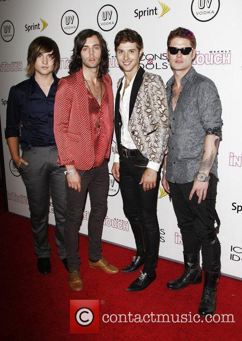 Hot Chelle Rae In Touch Weekly's 4th Annual...
