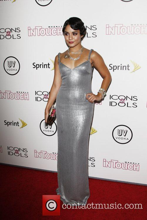 Vanessa Hudgens In Touch Weekly's 4th Annual Icons...