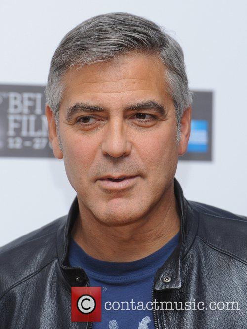 George Clooney and Odeon West End 7