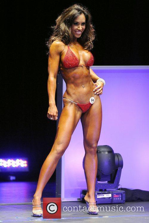 Angela Leong   Women's Bikini Competition...