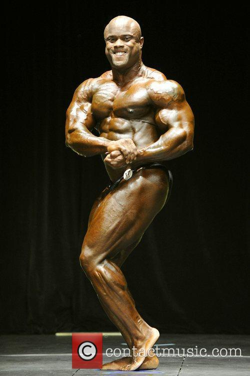 Ben White   Men's Open Bodybuilding Competition...