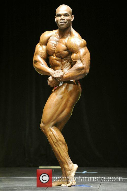 Christopher White   Men's Open Bodybuilding Competition...