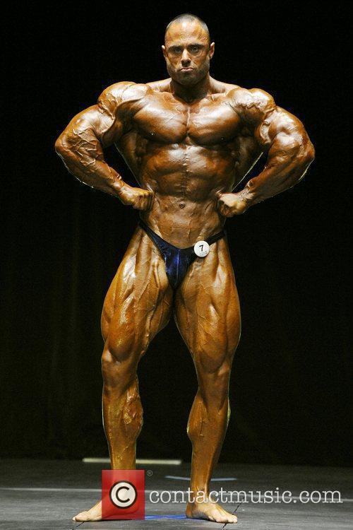 Frank McGrath   Men's Open Bodybuilding Competition...