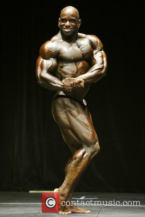 Gregory Ulysse   Men's Open Bodybuilding Competition...