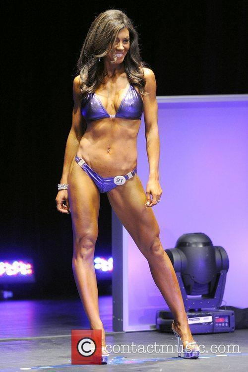 Janet Harding   Women's Bikini Competition...