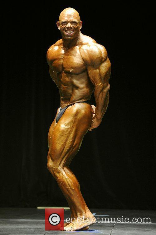 Jari Mentula   Men's Open Bodybuilding Competition...